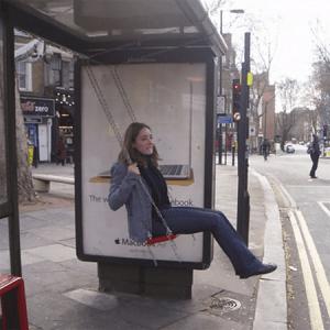 ちょっとビックリするバス停 - Bus Stops -