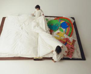 遊びが詰まった絵本のようなベッド - Child's Play Bed -