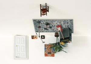 天井の角のパラレルワールド - Google Exec's Hobby -