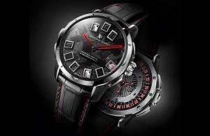 ギャンブラーな男のための腕時計 - 21 BlackJack Watch -