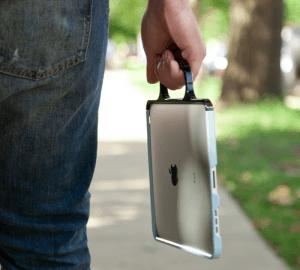 扱い易さを追求したiPad用グリップ - Grip for iPad -