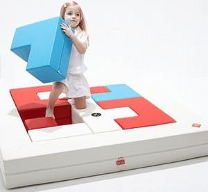 パズルなソファ - IQ puzzle sofa -