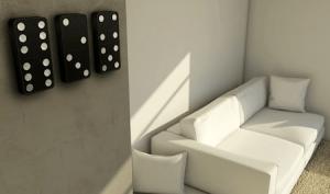 ドミノ時計 – Domino Clock -