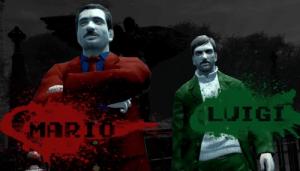マリオブラザーズ 本格派バイオレンス映画 - New Mario Bros. Movie Traile -