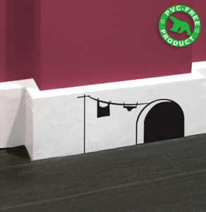 借りぐらしのミッキーのお部屋に通ずる入り口 – Mickey House -