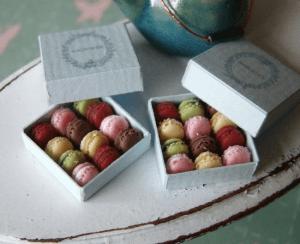 細部まで凝ってるミニチュアのお菓子 - Miniature Food Art -