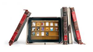 オシャレ本風のiPadケース - BookBook for iPad -