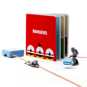 電池切れはレンジャーにおまかせ – AC Adapter RANGERS -
