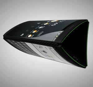 形を自在に変えられるとてもクールな携帯 - Flip Phone -