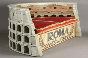 気分はローマの皇帝 コロッセオなソファ - Colosseum Sofa -