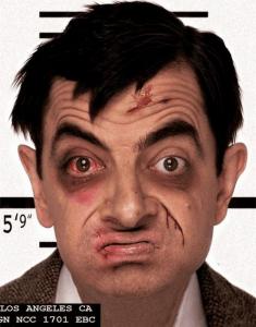 Photoshopに殴られたセレブ - Celebrities Beaten by Photoshop -