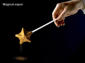 お料理が美味しくなる魔法のステッキ☆ - Magical sapor -
