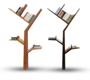 本が生い茂る木 - BookTree -