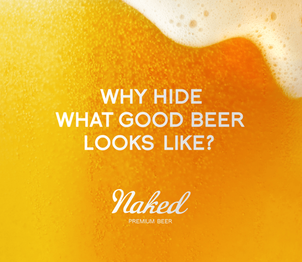 Meet Naked Beer