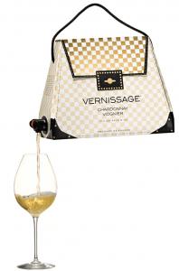 オシャレ感溢れる!ファッション感覚で持ち運べるカバンのようなワイン - Boxed Wine Packaged to Look Like Fashion Handbags -