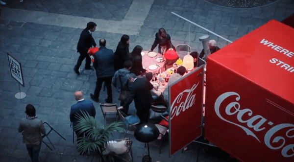 Coca-Cola Happiness Table