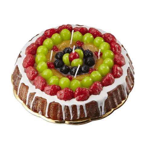 Sugar Cake Candle