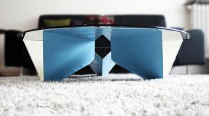 オシャレ!蝶のような美しいフォルムのコーヒーテーブル - BUTTERFLY -