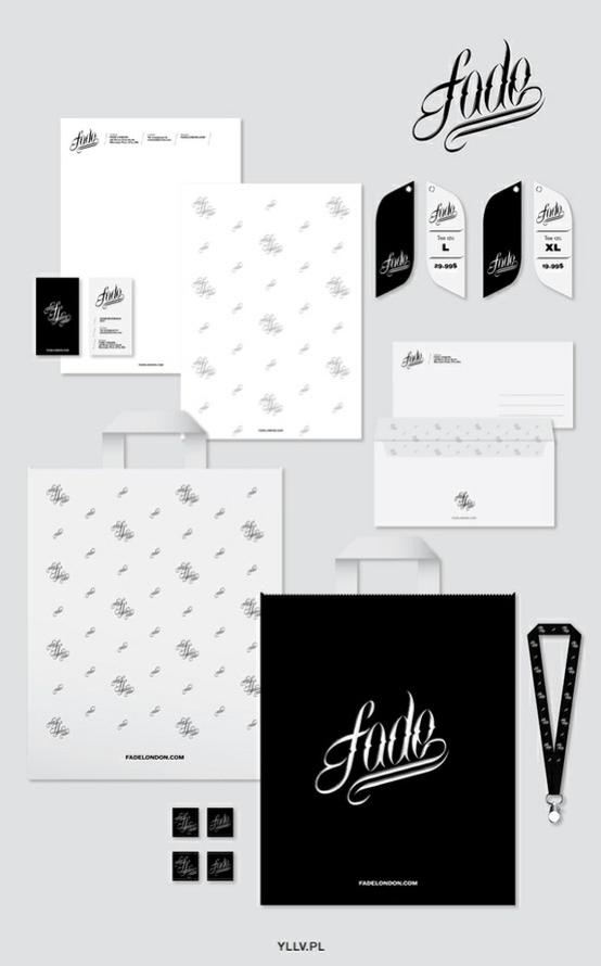 Beautiful Branding Layouts
