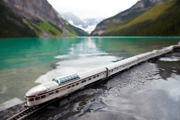 Ghost Train Crossing Canada