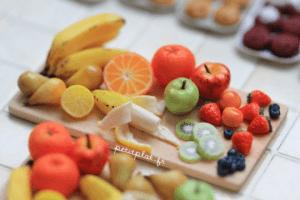 日本の食品サンプル職人もビックリ!すごすぎるミニチュア食品アート - Various Food Miniatures -