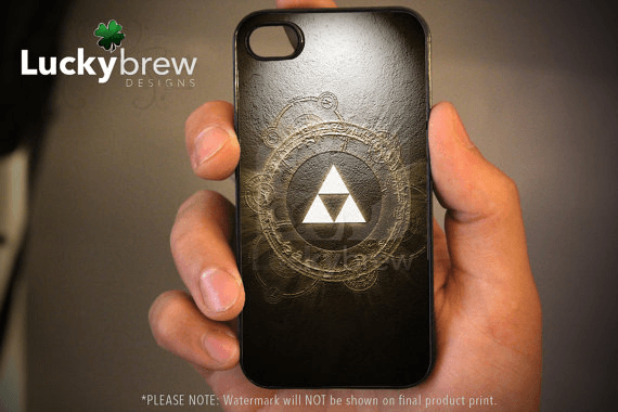Luckybrew iPhone case