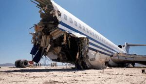 飛行機を墜落させてみたよ!生き残る確率が高い座席がどこなのかついに判明! - The Best Seat on the Boeing 727 -