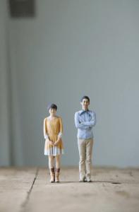 時代はここまできた!家族の肖像はフィギュアで残す3Dプリンター - OMOTE 3D SHASHIN KAN -