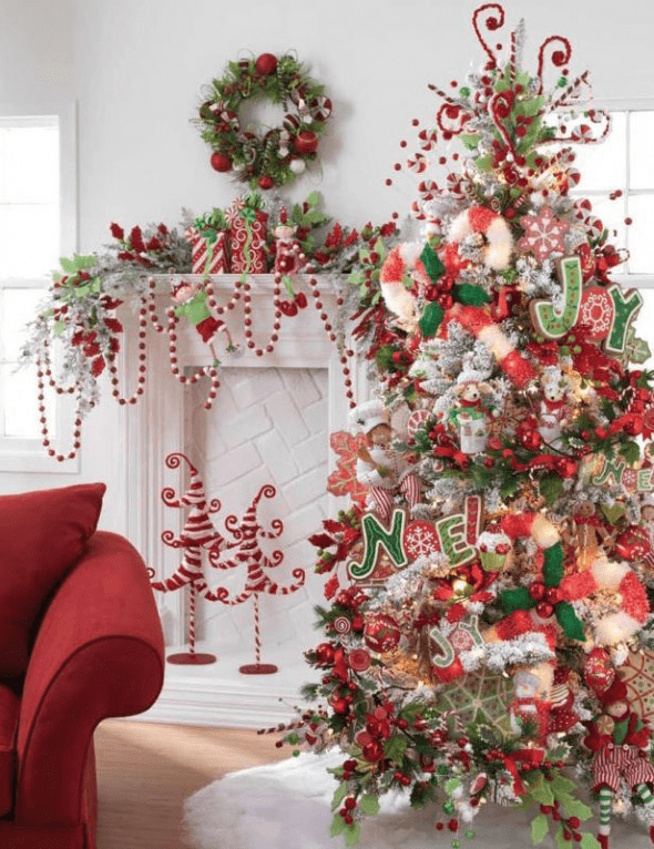 Most Unique Christmas Tree Designs