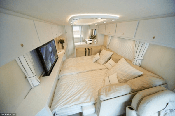1.2 Million dollars Luxury Caravan