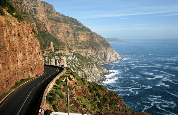 The worlds most spectacular roads