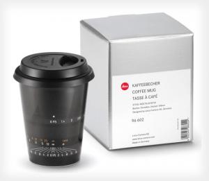 めちゃくちゃカッコいい!ライカのレンズ風マグカップ - Leica lens mugs -