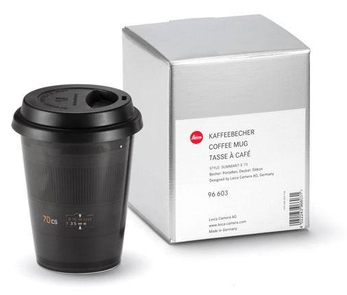 Leica lens mugs