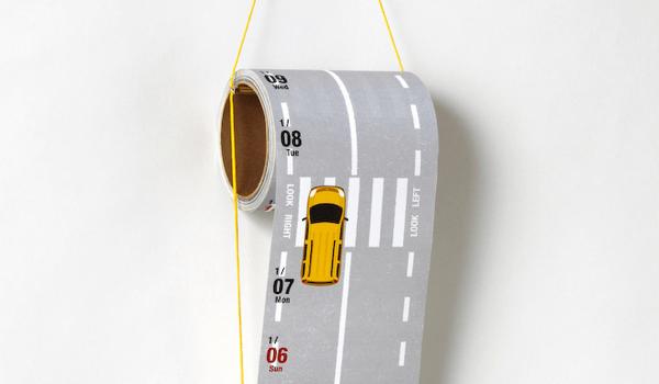 Renault calendar 2013