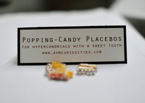Popping Candy Placebo