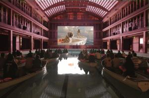 これは面白い試み!映画の世界を3D以上にリアルに体感する試写会 - Experience the Life of Pi -