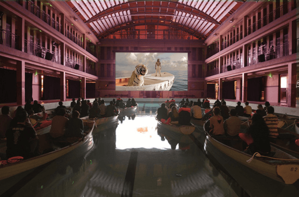 Experience the Life of Pi