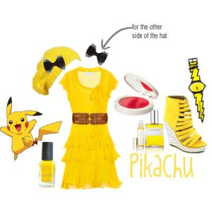こっそりコスプレ気分再び!ポケモンをイメージしたファッションコーデいろいろ - Pokemon coordinate -