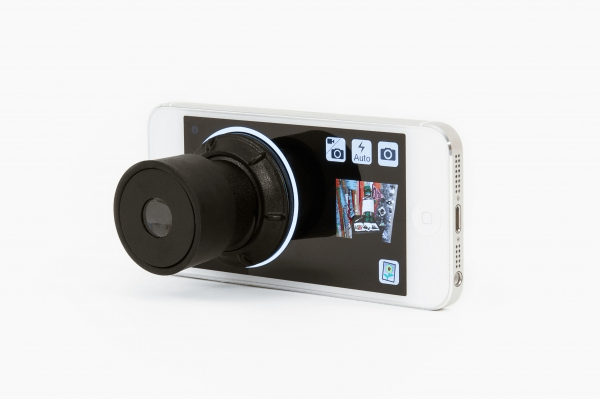 The iPhone Viewfinder
