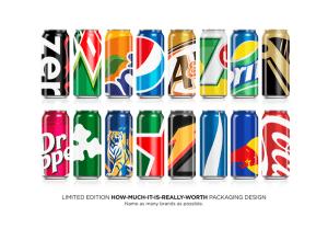 オシャレに生まれ変わった!大胆にデザインし直された飲料ブランドのロゴデザイン - BIG BRAND THEORY -