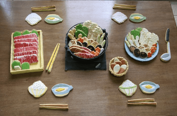 The edible art of Risa Hirai