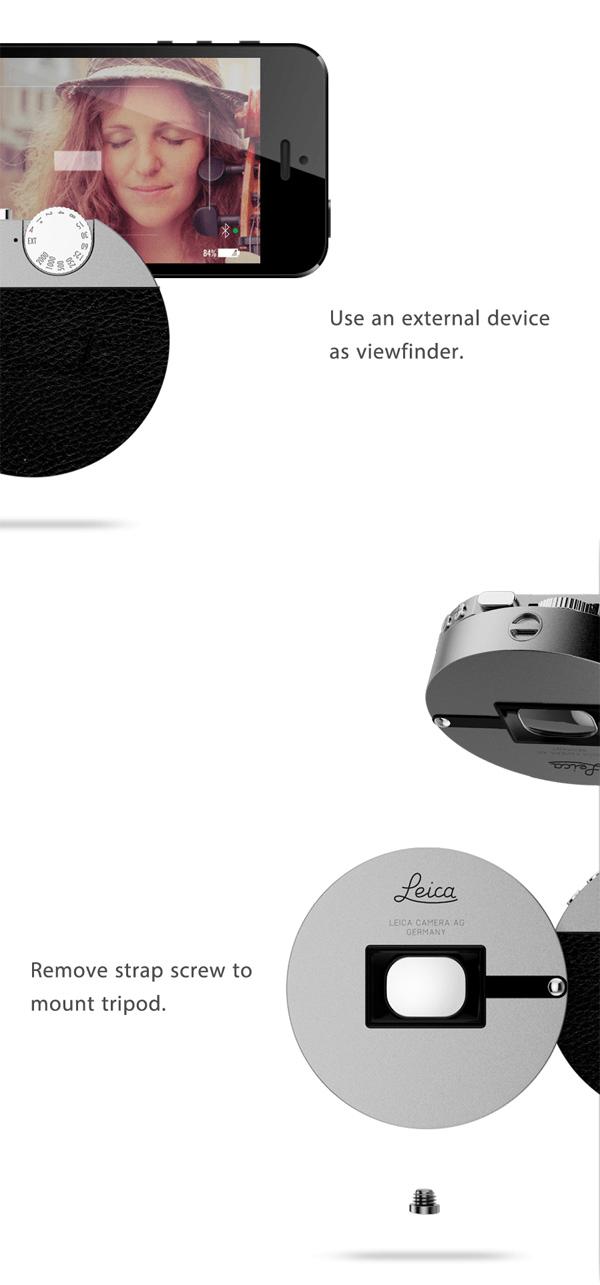LEICA X3 Concept Camera