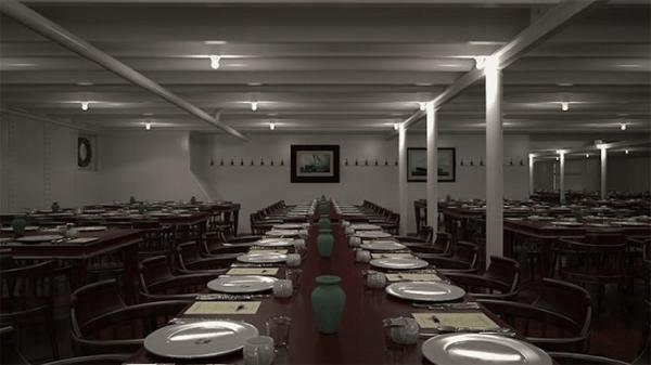 Titanic 2 Design