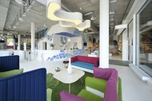 ステキなアイデアが湧き出そう!オシャレすぎるスイス・ユニリーバのオフィス - Unilever Switzerland Offices -