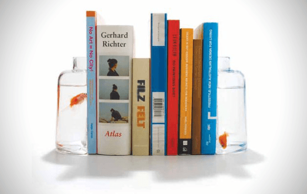8 Quirky Creative Bookends