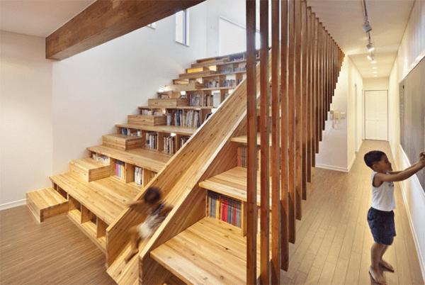 library slide style4 design. Black Bedroom Furniture Sets. Home Design Ideas