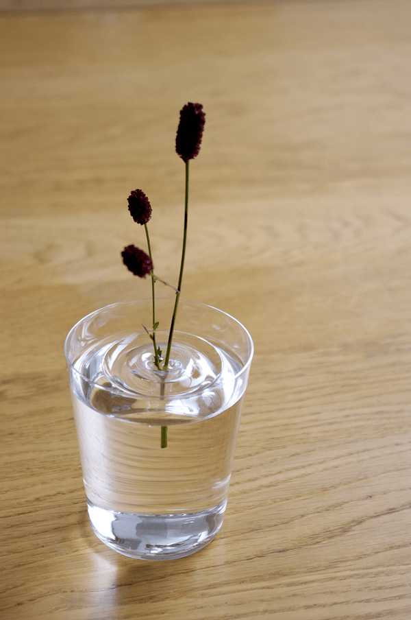 Floating Vase RIPPLE
