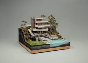 いつまででも眺めていたくなる!巨匠が手がけた近代建築のミニチュアとジオラマ - Chillout Sessions XI XII