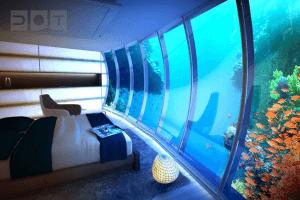 一度ここで寝てみたい!良い夢見れそうな究極のベッドルーム10選 - 10 Extraordinary Bedrooms
