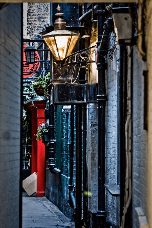 Enchanting Alleys